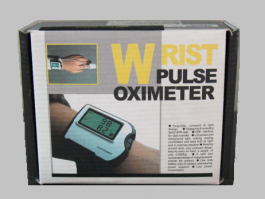 Sleep Monitor / Wrist Pulse Oximeter