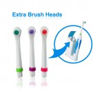Extra Brush Heads for Ultrasonic Electric Toothbrush