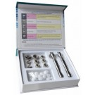 Extra Set of Diamond Tips and Wands for Diamond Tip Microdermabrasion Machine System