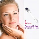 Derma Roller for Face, Eyes, Neck and Skin Health (540 Needles)