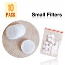 10 Bags of Small Filters for Diamond Tip Microdermabrasion Machine