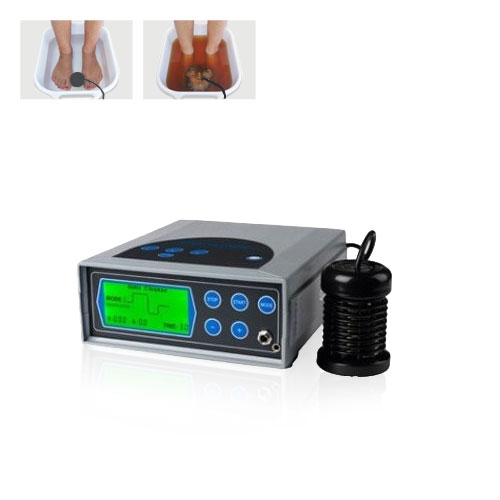 foot cleanse machine