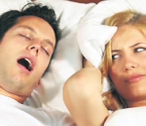 Couple Snoring Problem